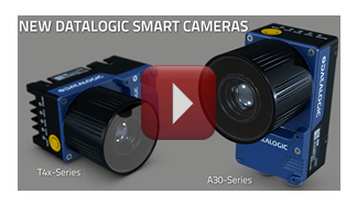 Watch the Video: A and T smart camera series by Datalogic